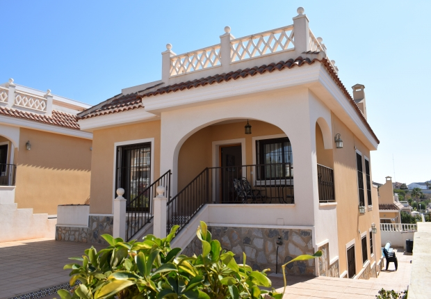 Short Rental Period Chalet Spain Costa Blanca Costa